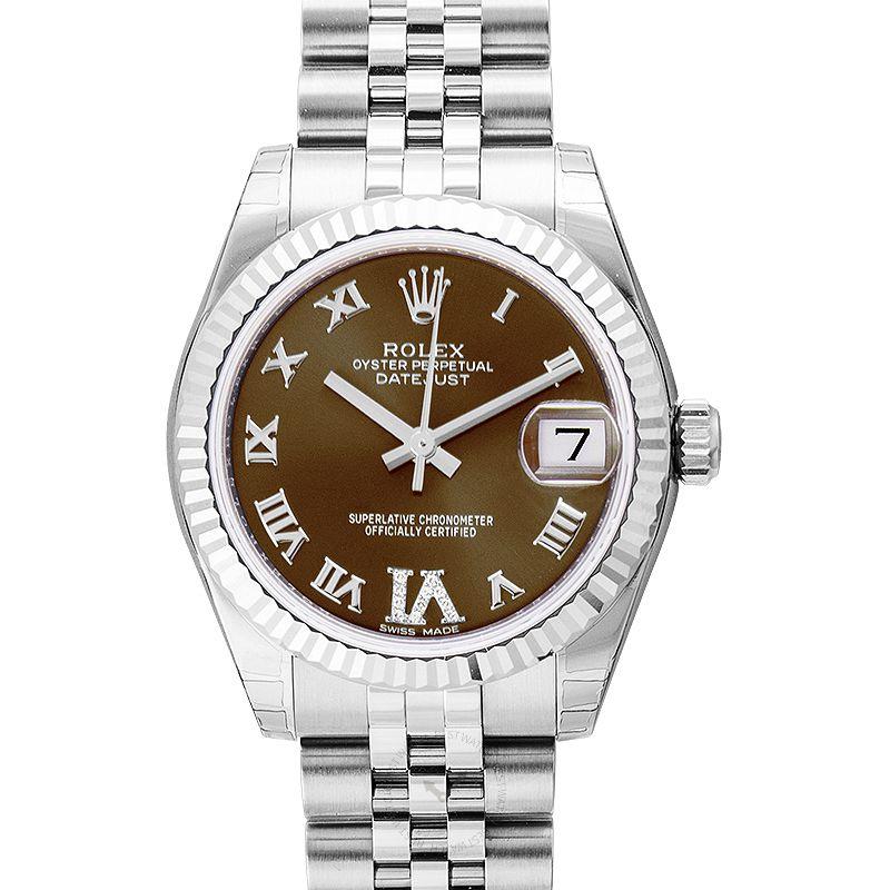 勞力士 女裝日誌型 LadyDatejust腕錶系列 178274-0090G