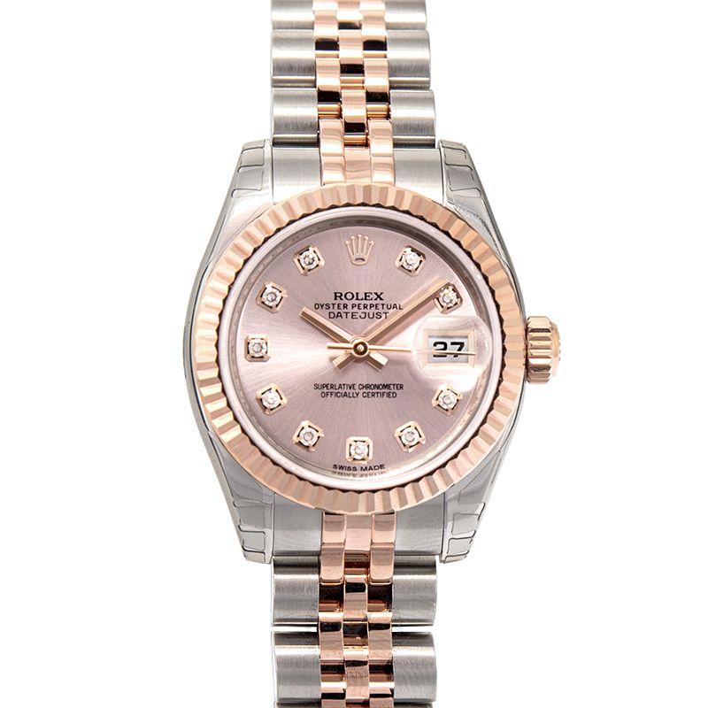 Rolex Lady Datejust 179171/12