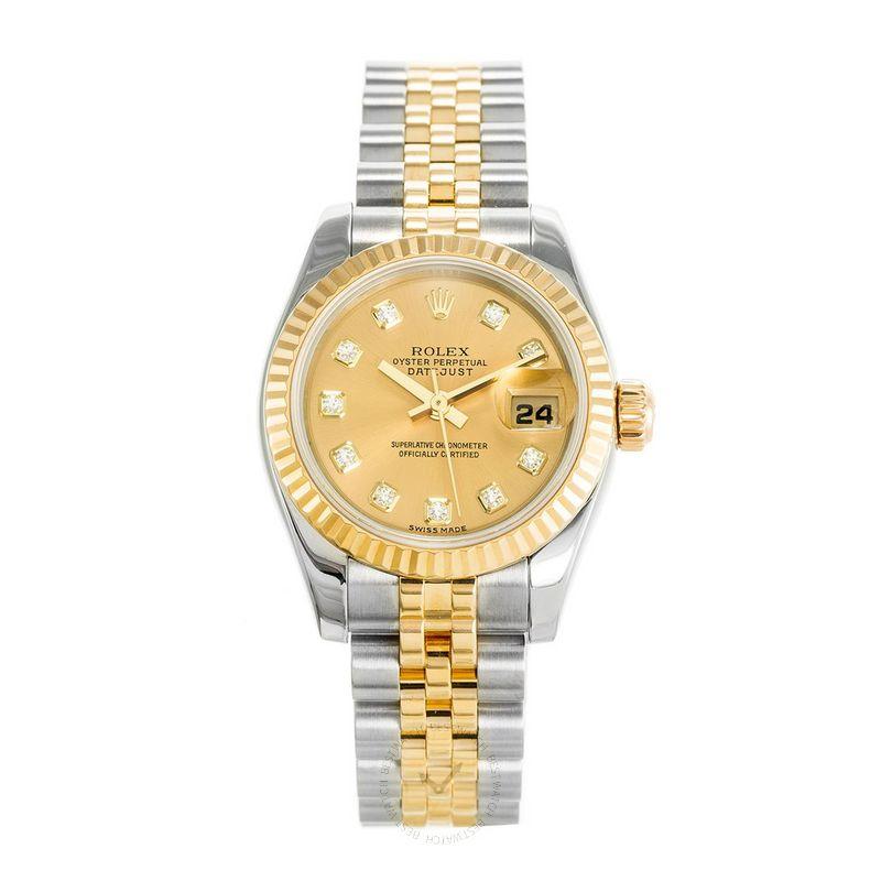 Rolex Lady Datejust 179173/17