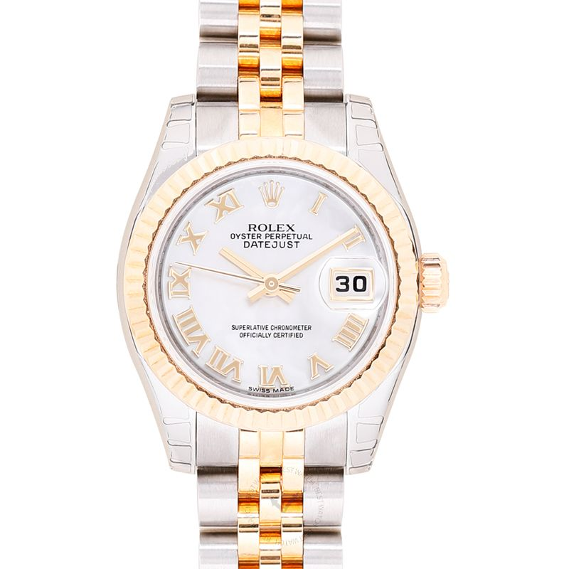 Rolex Lady Datejust 179173 WMOP-R-J