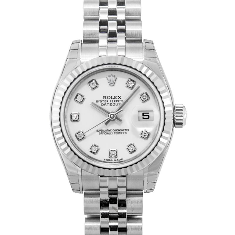 Rolex Lady Datejust 179174/20
