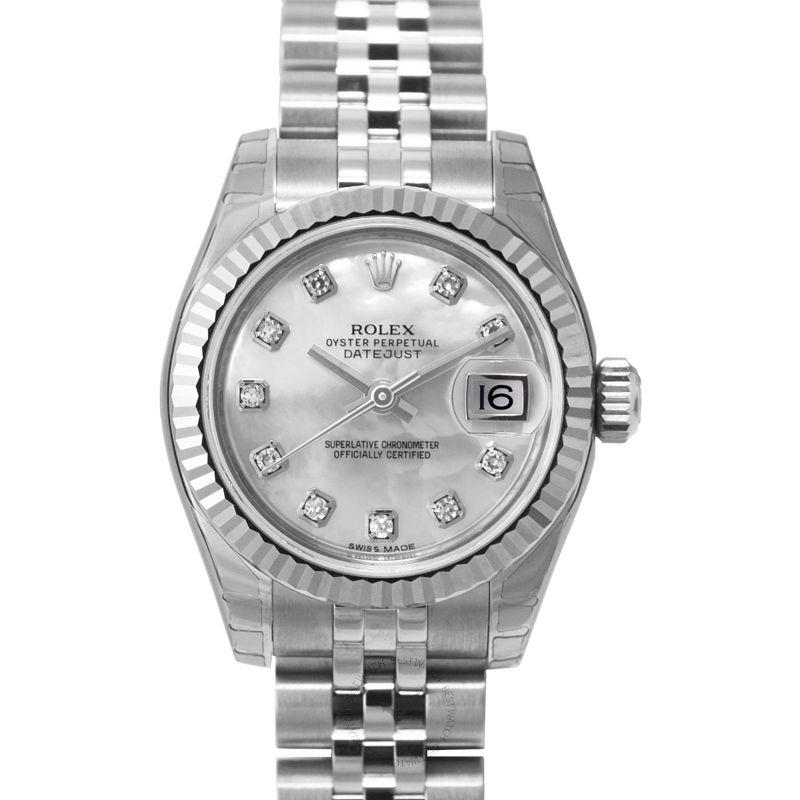Rolex Lady Datejust 179174/23