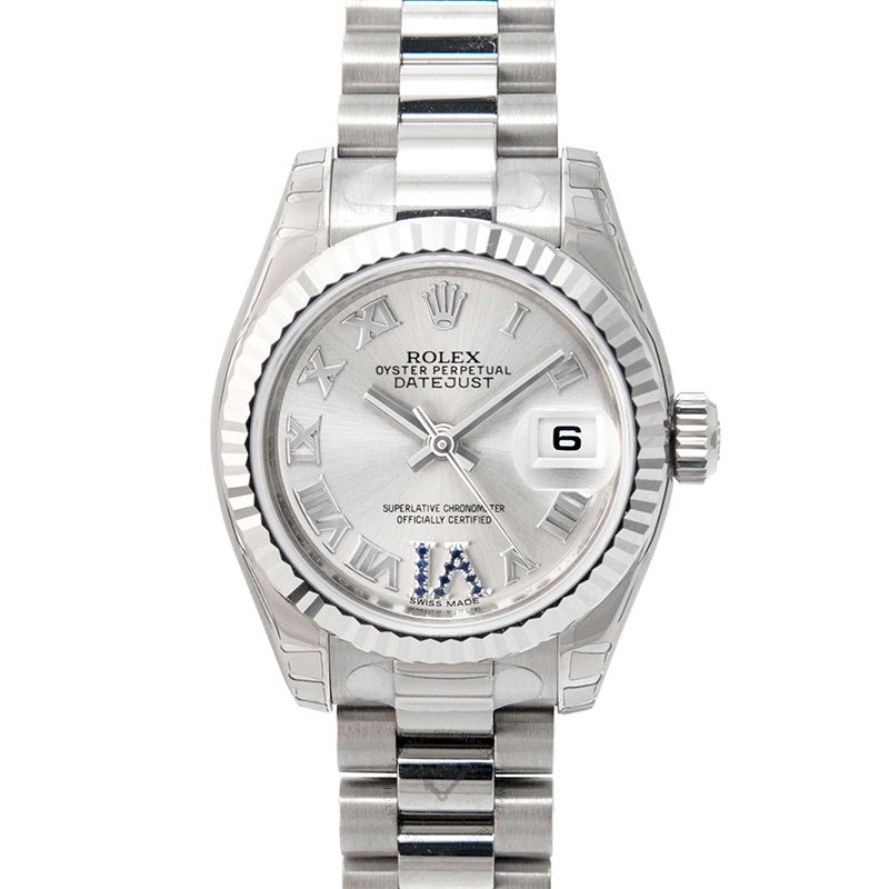 勞力士 女裝日誌型 LadyDatejust腕錶系列 179179-G-R-P