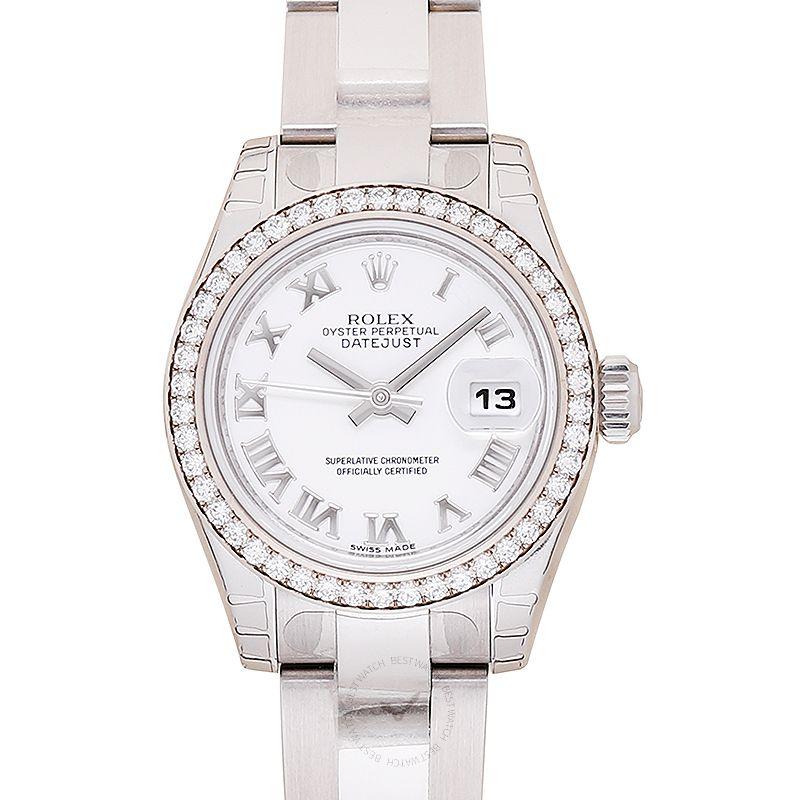 Rolex Lady Datejust 179384-S-R-G-J