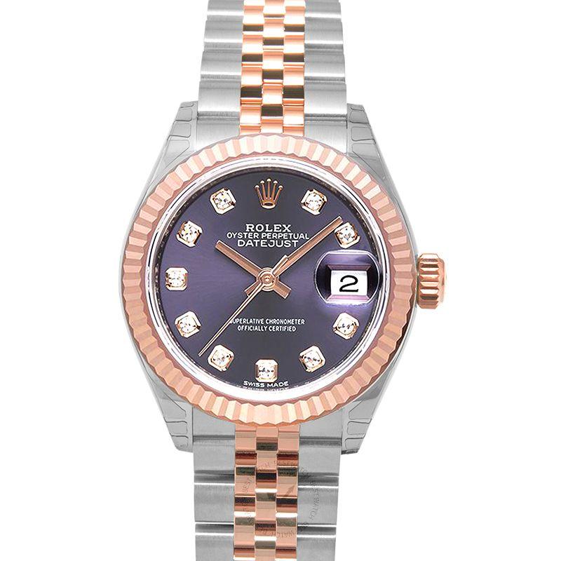 勞力士 女裝日誌型 LadyDatejust腕錶系列 279171-0015G