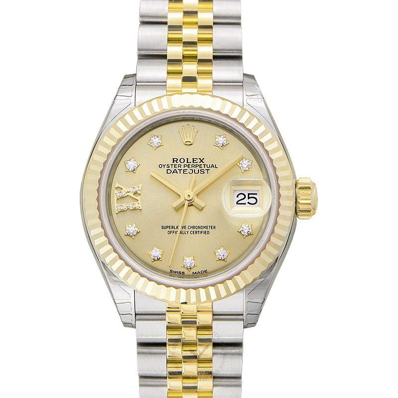 勞力士 女裝日誌型 LadyDatejust腕錶系列 279173-0021G