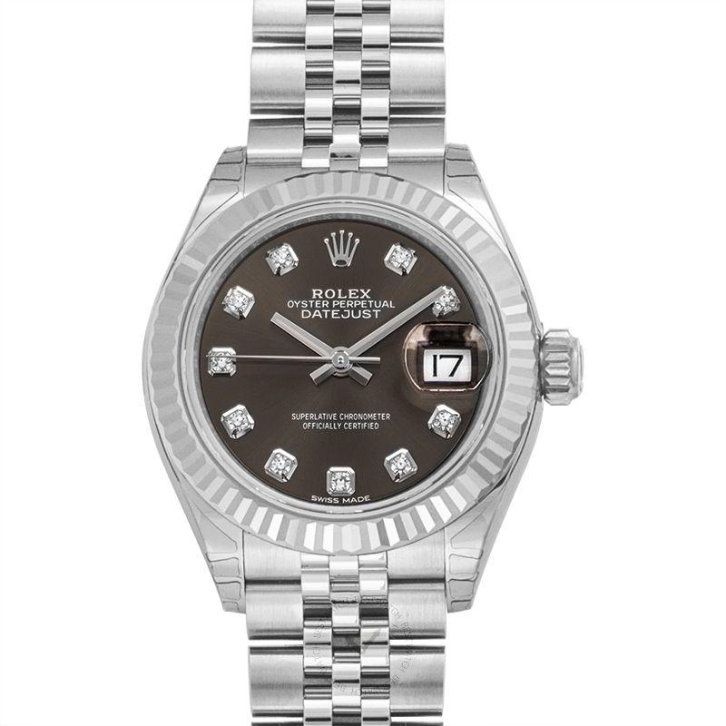 勞力士 女裝日誌型 LadyDatejust腕錶系列 279174-Bk-G-J