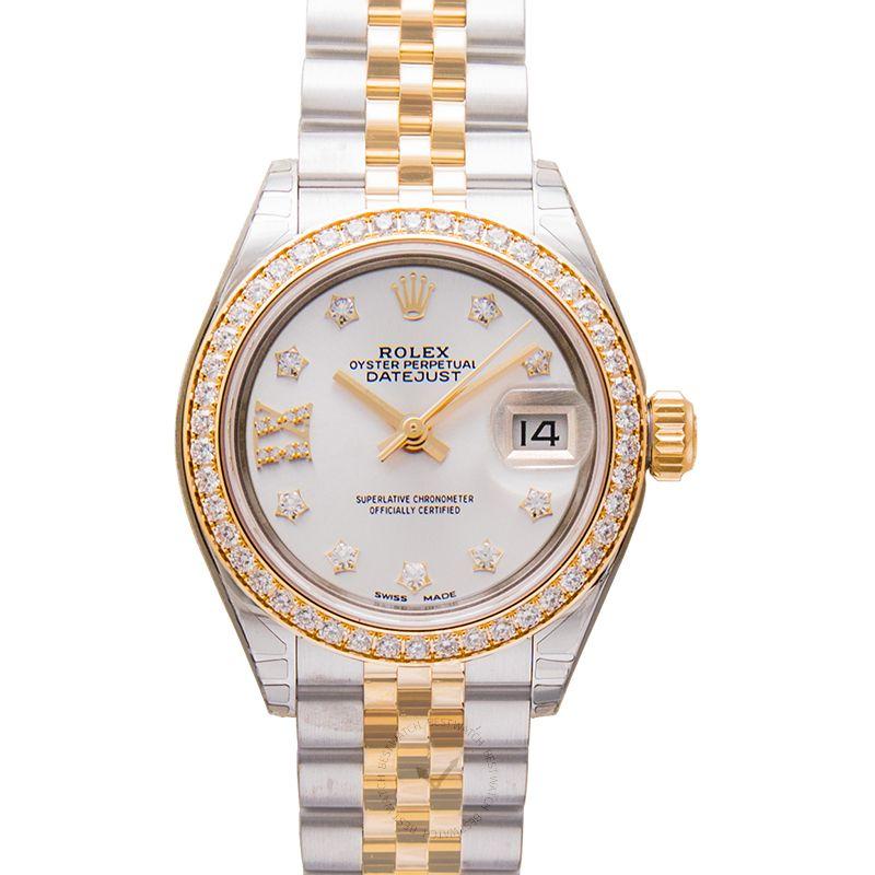 勞力士 女裝日誌型 LadyDatejust腕錶系列 279383RBR-0003G