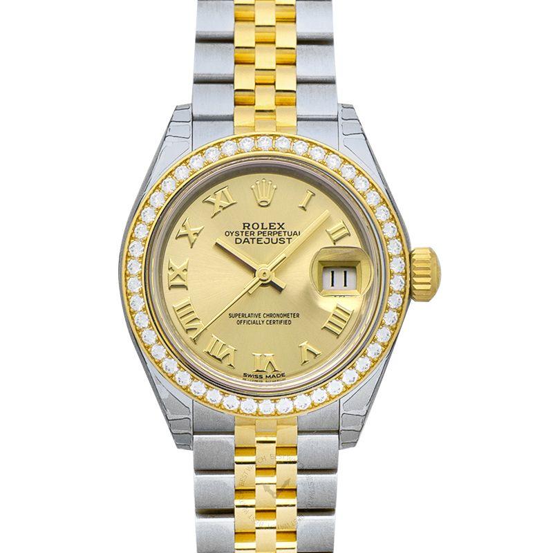 勞力士 女裝日誌型 LadyDatejust腕錶系列 279383RBR-0009G