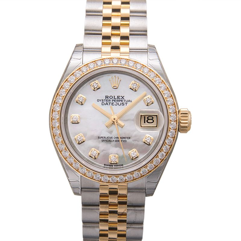 勞力士 女裝日誌型 LadyDatejust腕錶系列 279383RBR-0019G