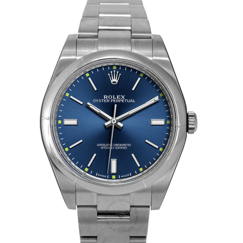 Rolex Oyster Perpetual 114300/Blue