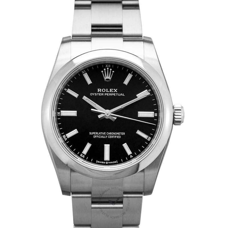勞力士 蠔式恒動腕錶 OysterPerpetual腕錶系列 124200-0002
