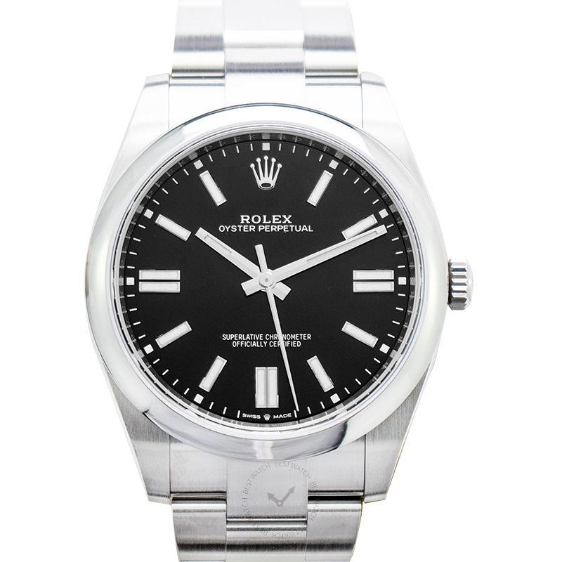 勞力士 蠔式恒動腕錶 OysterPerpetual腕錶系列 124300-0002