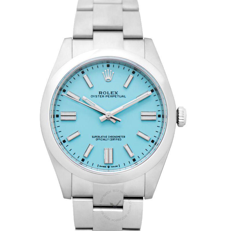 勞力士 蠔式恒動腕錶 OysterPerpetual腕錶系列 124300-0006