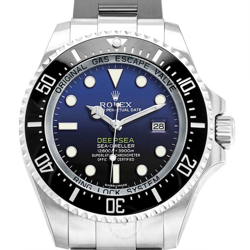 勞力士 海使型 Sea Dweller腕錶系列 116660 DB
