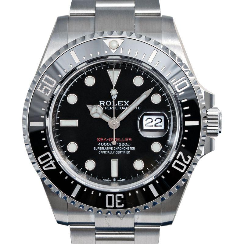 勞力士 海使型 Sea Dweller腕錶系列 126600-0001
