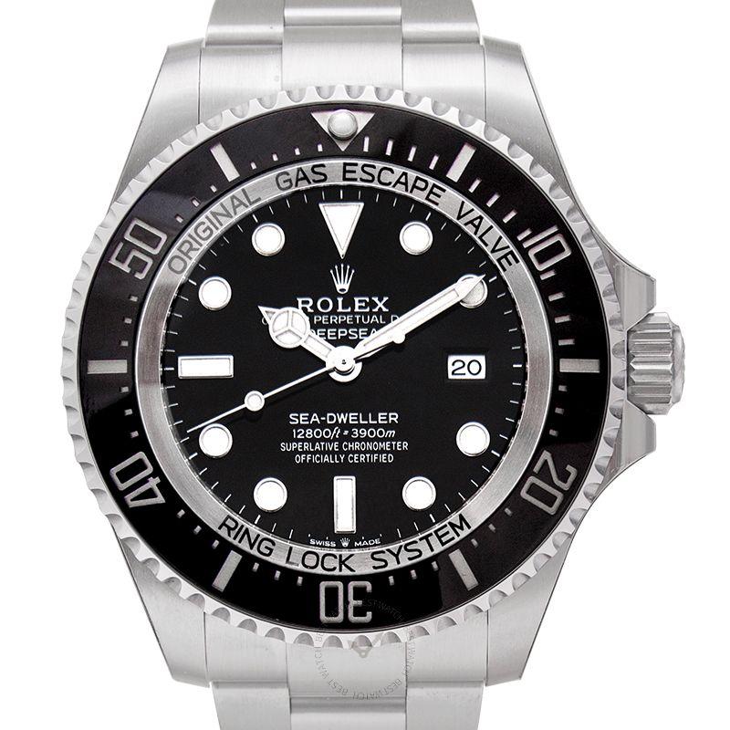 勞力士 海使型 Sea Dweller腕錶系列 126660-0001