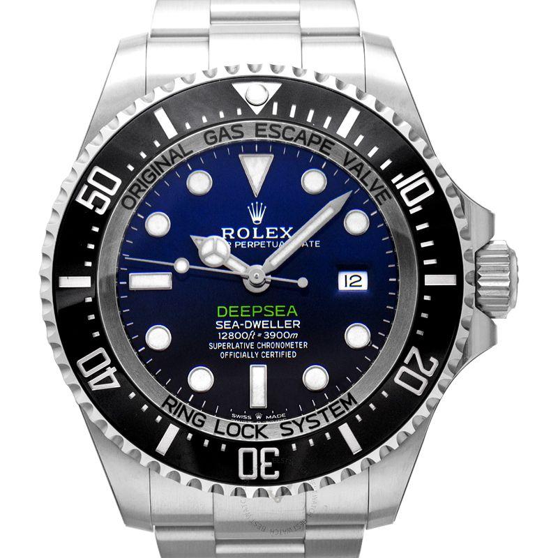 勞力士 海使型 Sea Dweller腕錶系列 126660-0002