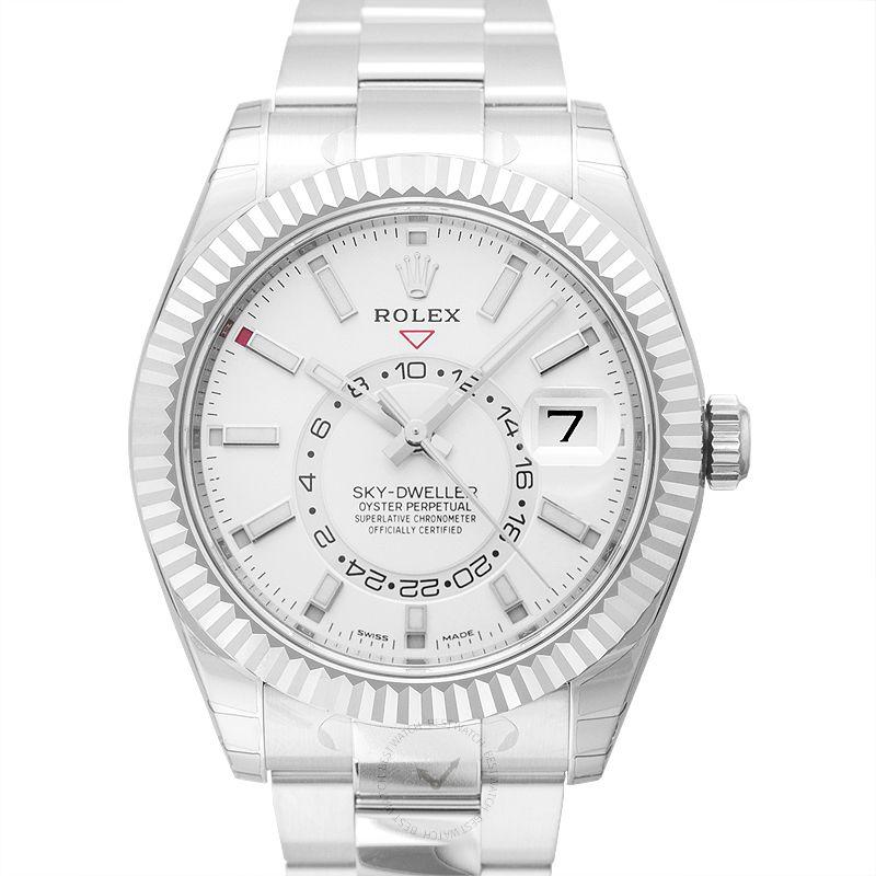 勞力士 天行者 SkyDweller腕錶系列 326934-0001