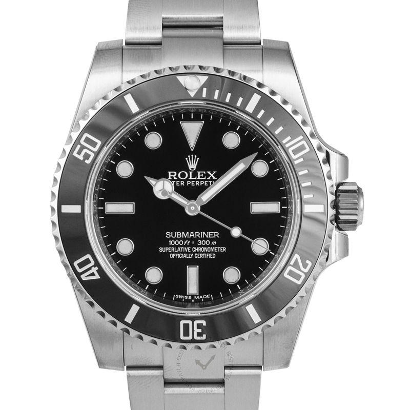 勞力士 潛航者型 Submariner腕錶系列 114060