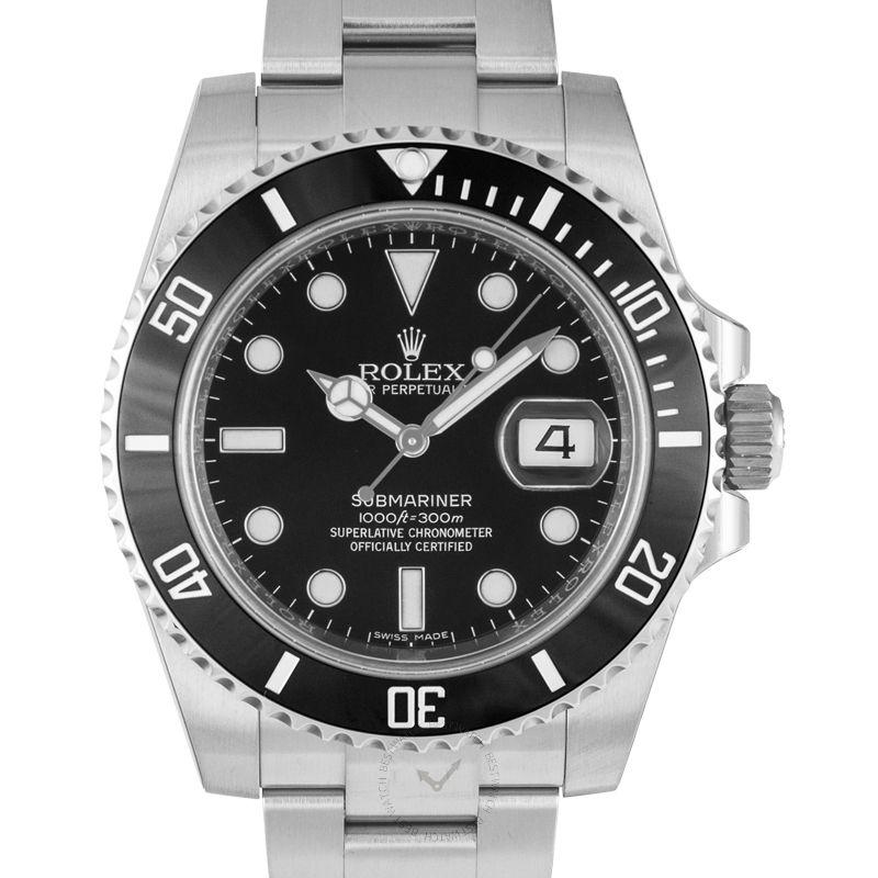 勞力士 潛航者型 Submariner腕錶系列 116610 LN