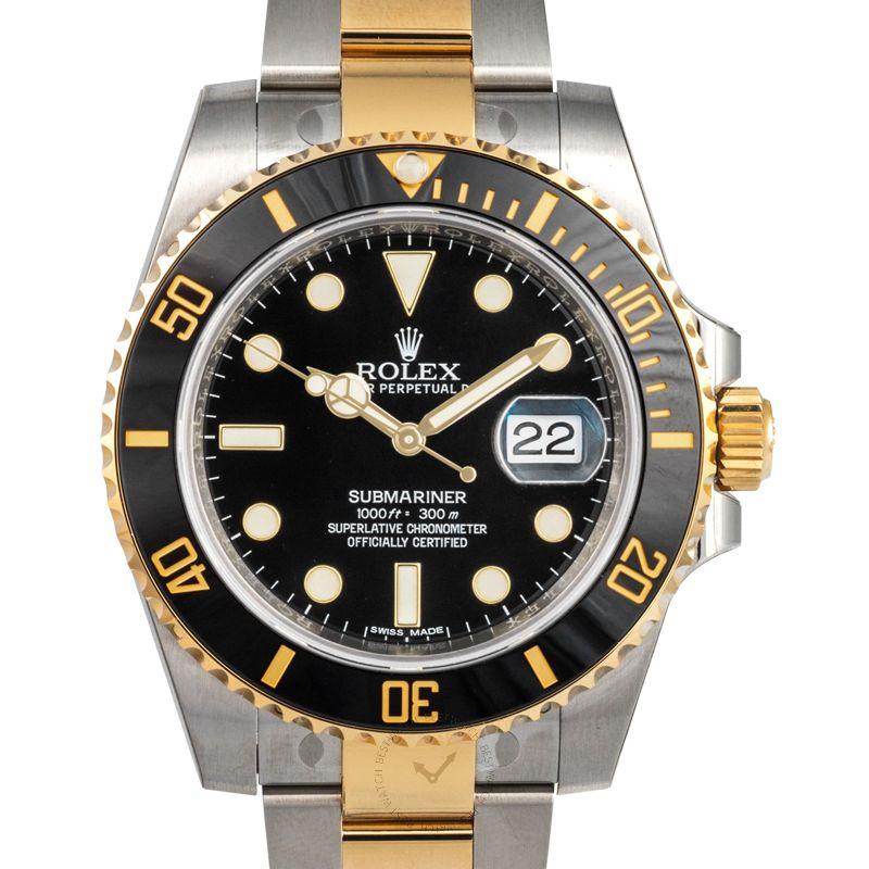 勞力士 潛航者型 Submariner腕錶系列 116613 LN-97203