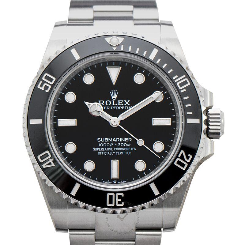 勞力士 潛航者型 Submariner腕錶系列 124060-0001