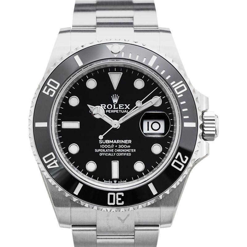 勞力士 潛航者型 Submariner腕錶系列 126610LN-0001