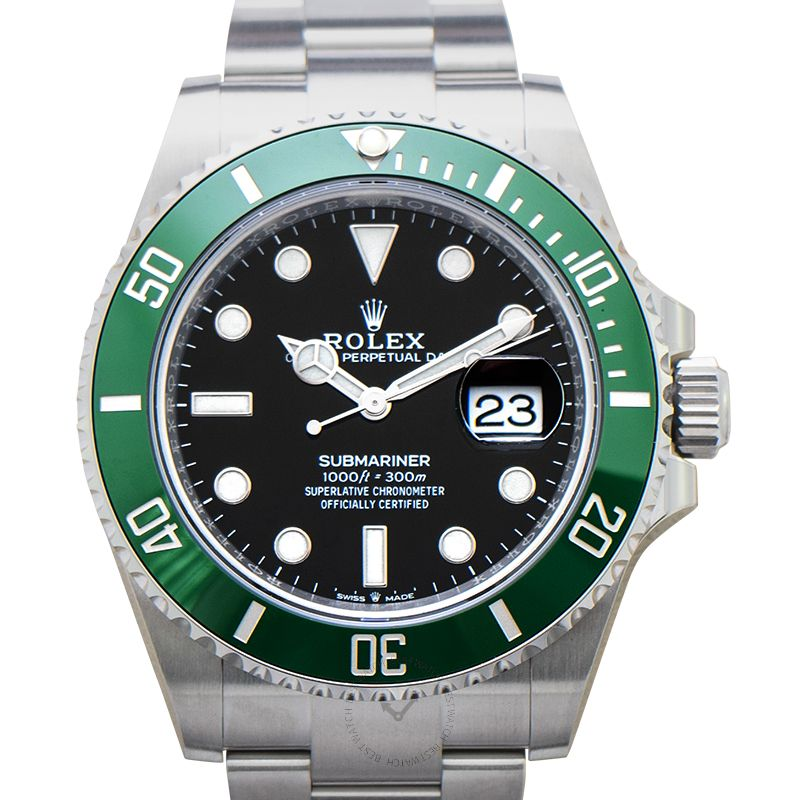 勞力士 潛航者型 Submariner腕錶系列 126610LV-0002