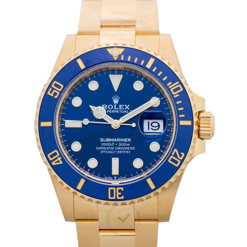 Rolex Submariner 126618LB-0002