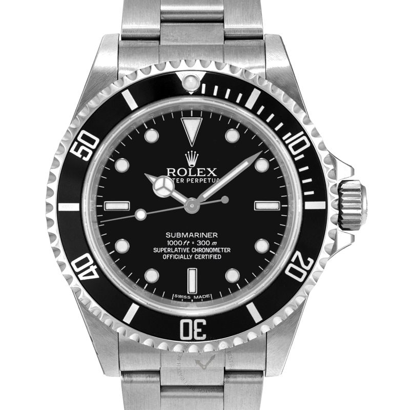 勞力士 潛航者型 Submariner腕錶系列 14060M