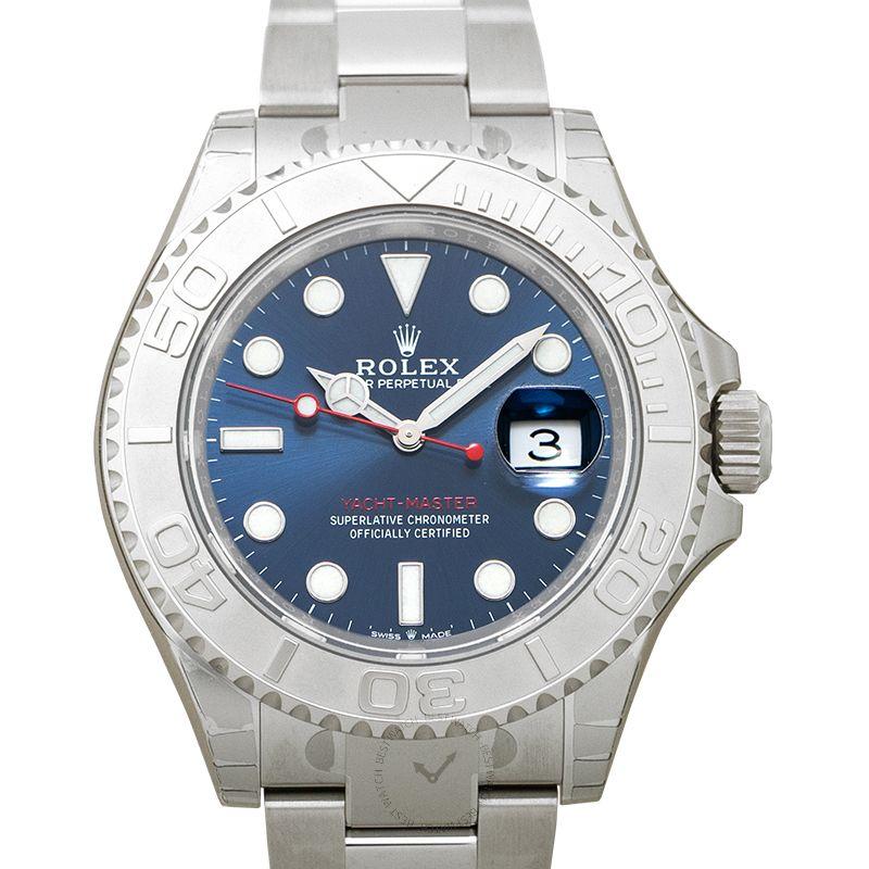 勞力士 名艇遊仕型 YachtMaster腕錶系列 126622 blue