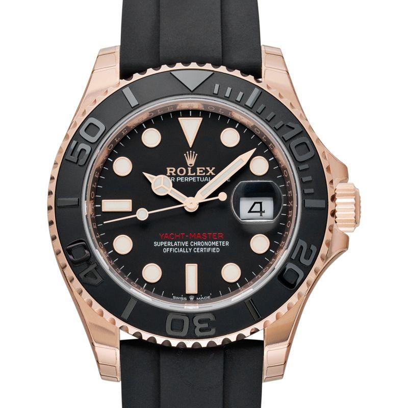 勞力士 名艇遊仕型 YachtMaster腕錶系列 126655