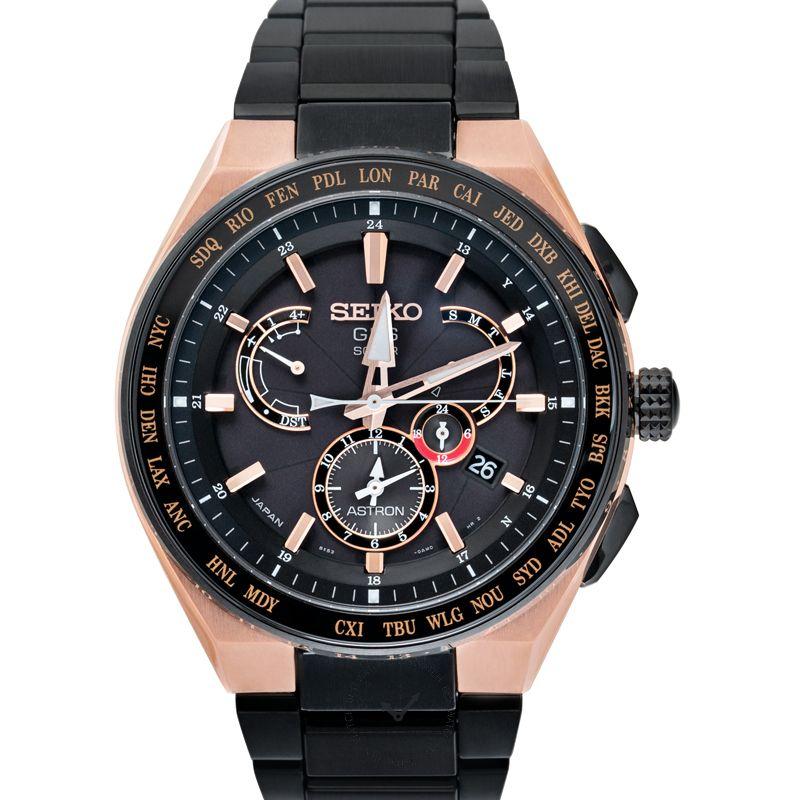 精工錶 Astron腕錶系列 SBXB126