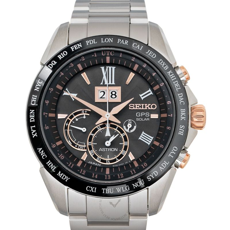 精工錶 Astron腕錶系列 SBXB151
