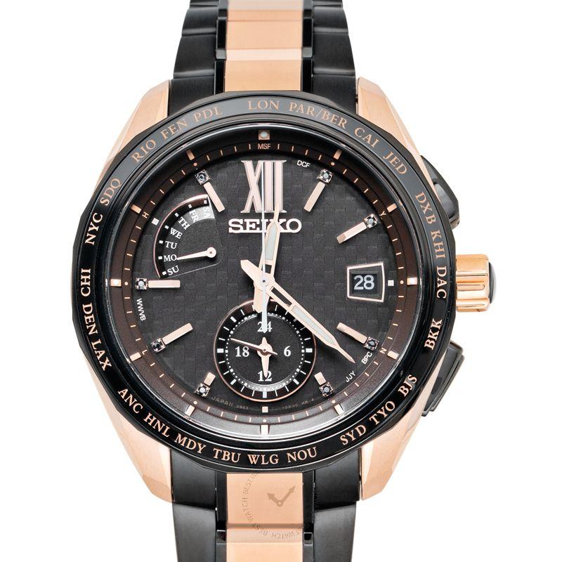 精工錶 Brightz腕錶系列 SAGA270