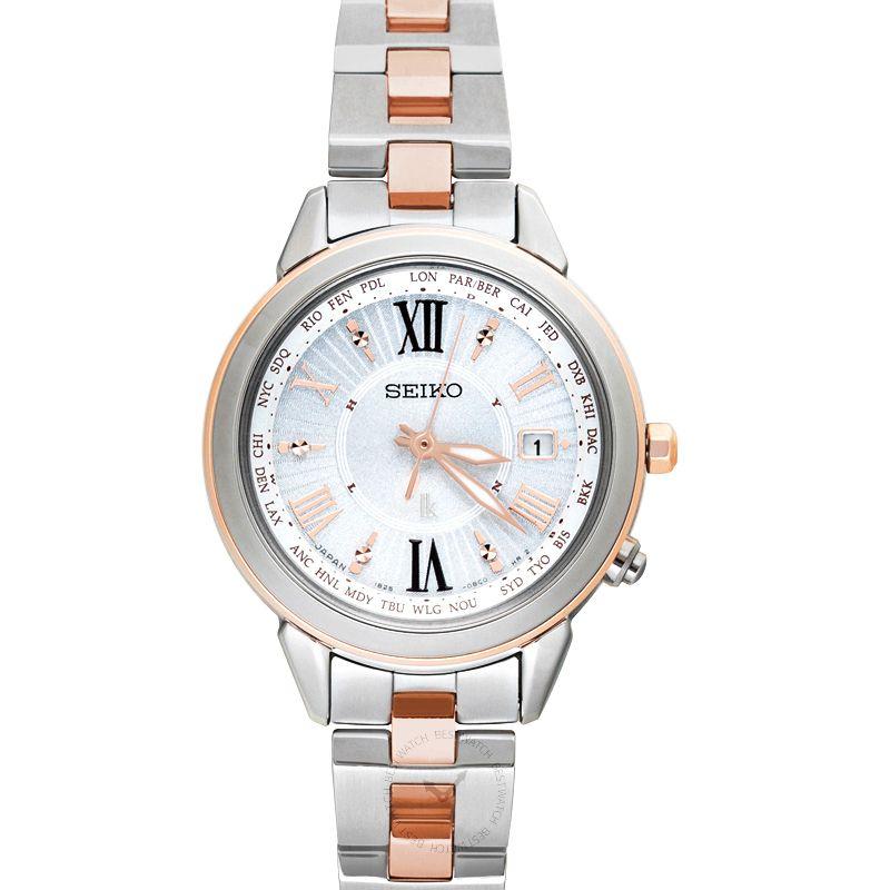 精工錶 Lukia腕錶系列 SSQV020