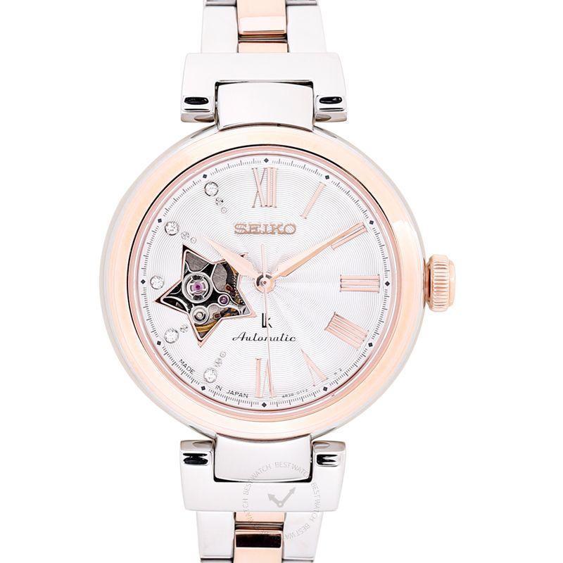 精工錶 Lukia腕錶系列 SSVM034