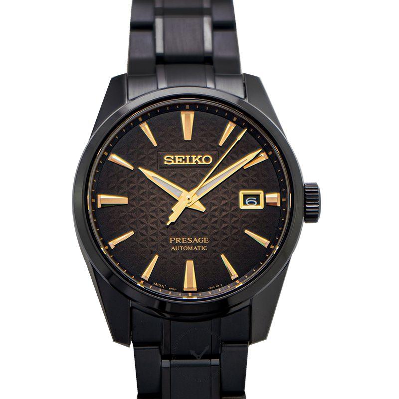 精工錶 Presage腕錶系列 SPB205J1