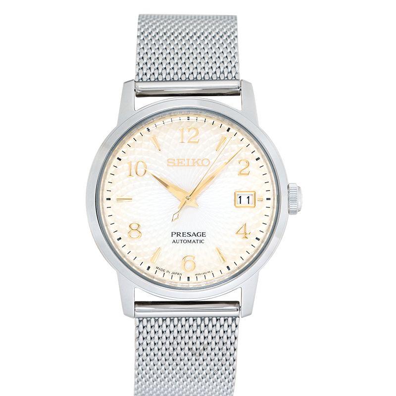 精工錶 Presage腕錶系列 SRPF37J1