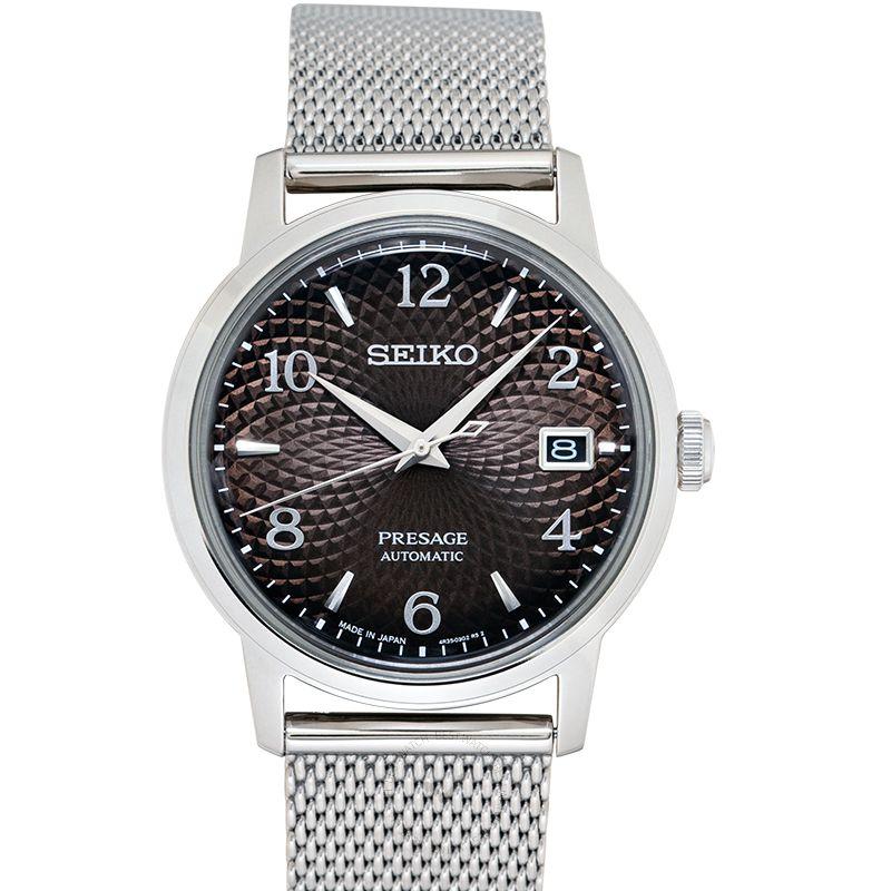 精工錶 Presage腕錶系列 SRPF39J1