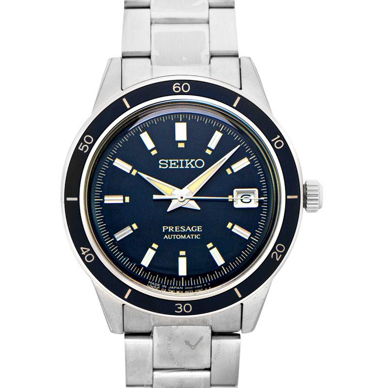 精工錶 Presage腕錶系列 SRPG05J1