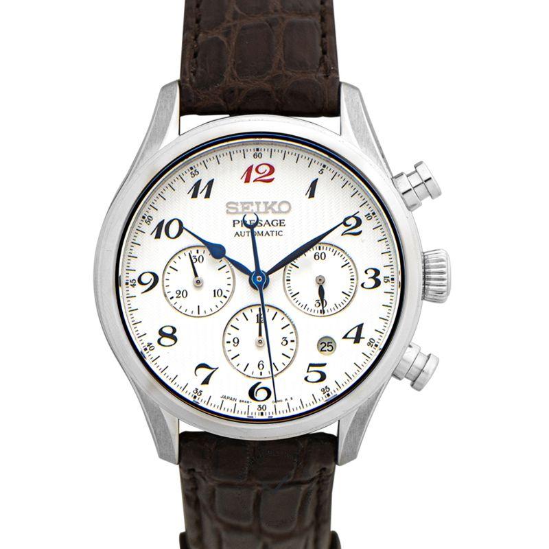 精工錶 Presage腕錶系列 SRQ025J1