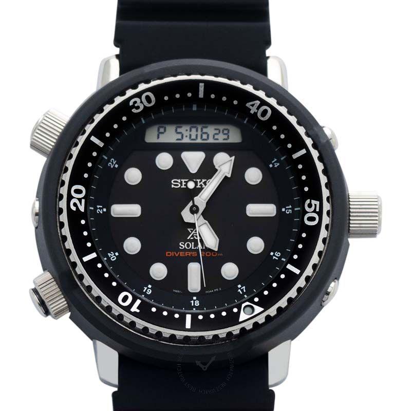 精工錶 Prospex腕錶系列 SNJ025P1