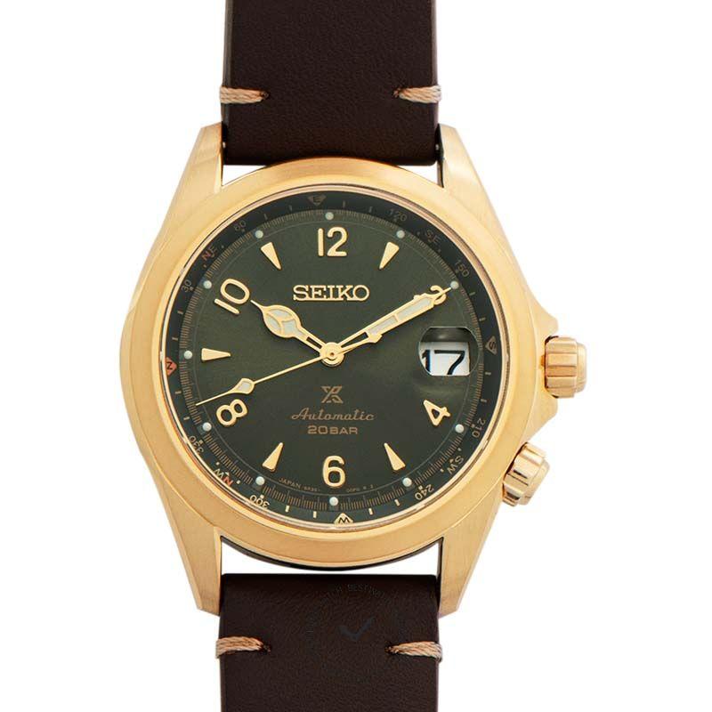 精工錶 Prospex腕錶系列 SPB210J1