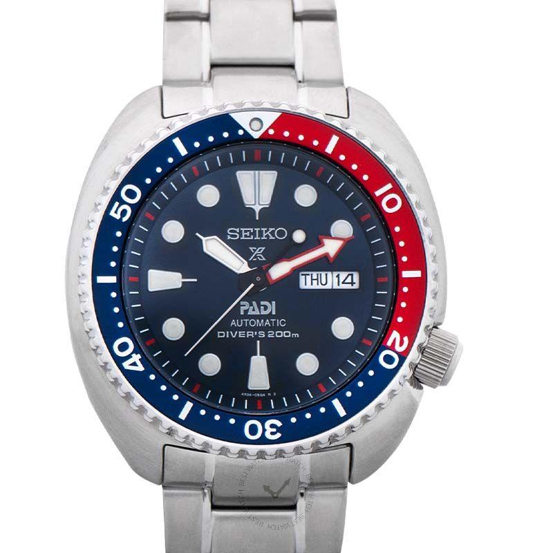 精工錶 Prospex腕錶系列 SRPA21K1