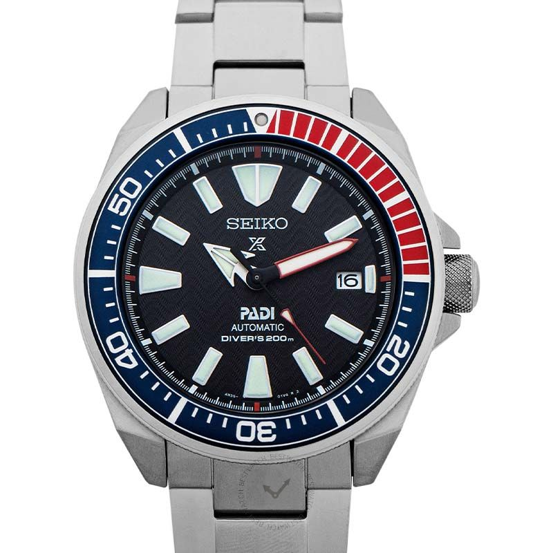精工錶 Prospex腕錶系列 SRPF09K1