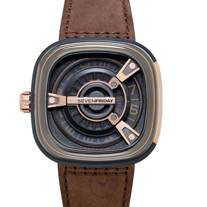 Sevenfriday M-Series腕錶系列 M2/02