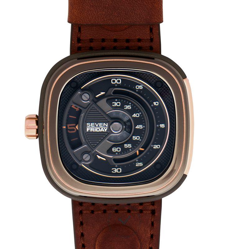 Sevenfriday M-Series腕錶系列 M2B/01