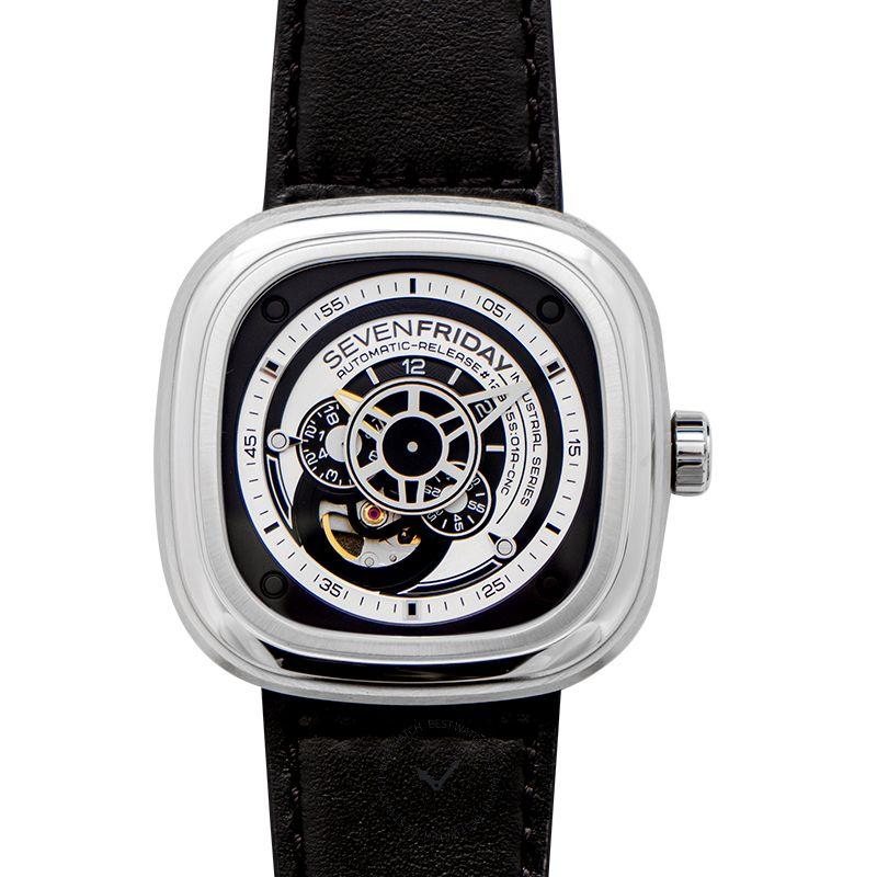 Sevenfriday P-Series腕錶系列 P1B/01